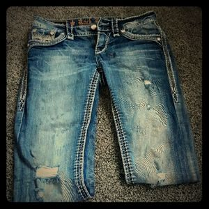 New Blinged Out Rock Revival Missmes(Jeans)